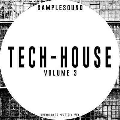 Tech-House Volume 3