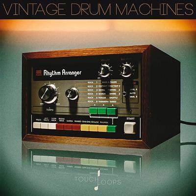 Vintage Drum Machines