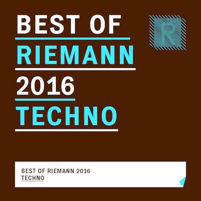 Best of Riemann 2016 Techno