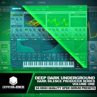 Deep Dark Underground Volume One