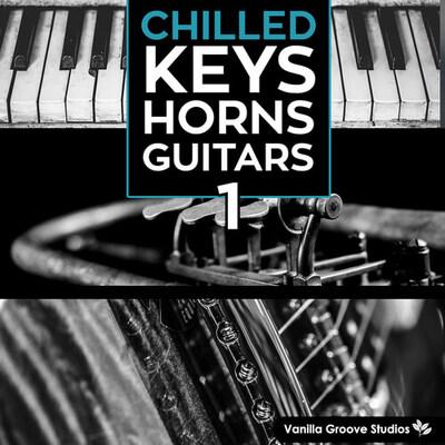 Chilled Keys: Horns & Guitars Vol 1