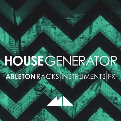 House Generator - Ableton Live Racks