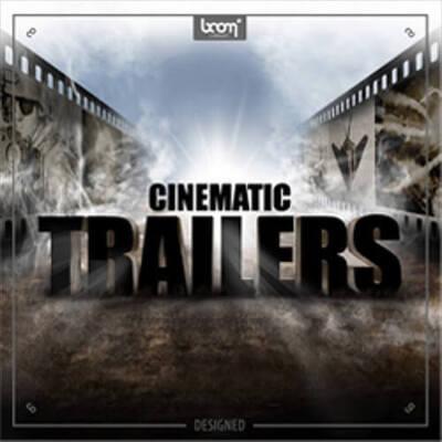 Cinematic Trailers - Designed