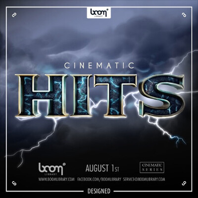 Cinematic Hits Designed
