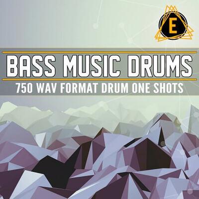 Bass Music Drums