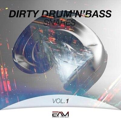 Dirty Drum n Bass Snares Vol 1