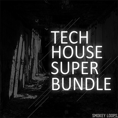 Tech House Super Bundle