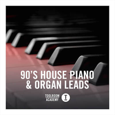 90s House Piano & Organ Leads