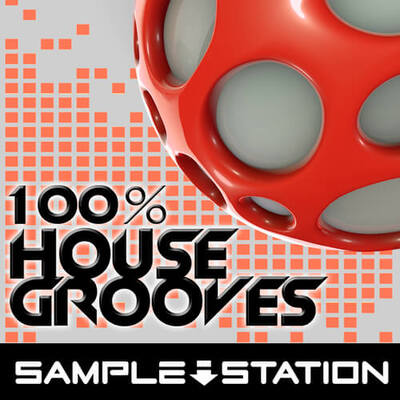 100% House Grooves