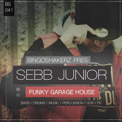 Sebb Junior: Funky Garage House