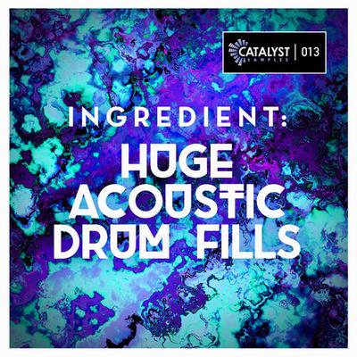 Ingredient: Huge Acoustic Drum Fills