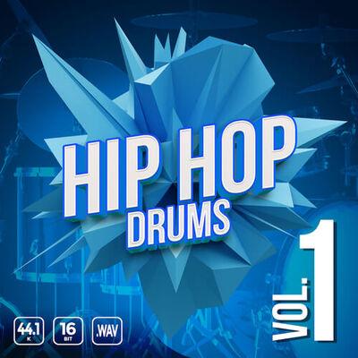 Iconic Hip Hop Drums Vol. 1