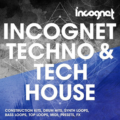 Incognet Techno And Tech House