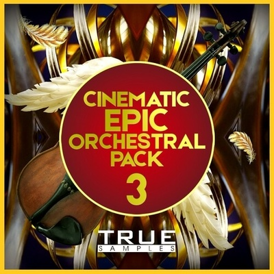 Epic Cinematic Orchestral Pack 3