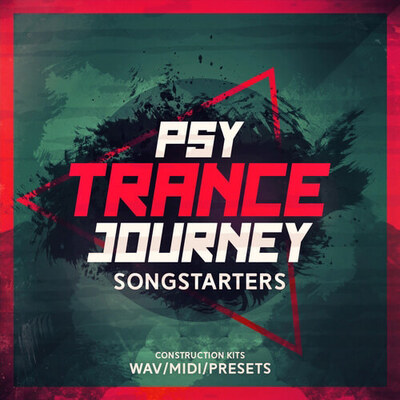 Psy Trance Journey Songstarter