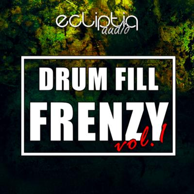 Drum Fill Frenzy Vol.1