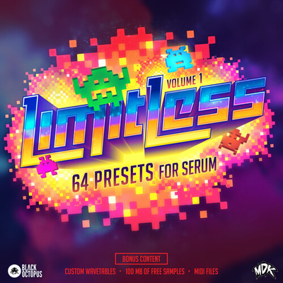 Limitless by MDK