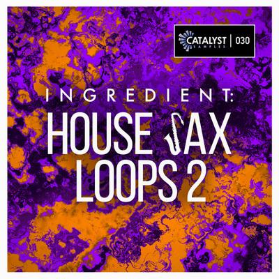 Ingredient: House Sax Loops 2
