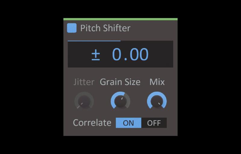 Pitch Shifter