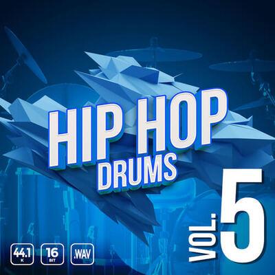 Iconic Hip Hop Drums Vol. 5