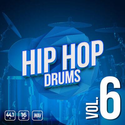 Iconic Hip Hop Drums Vol. 6