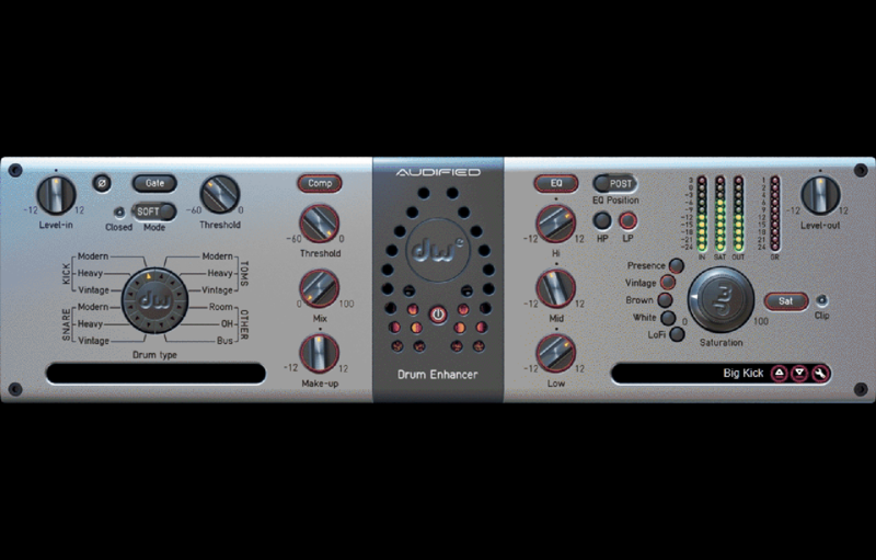 DW Drum Enhancer