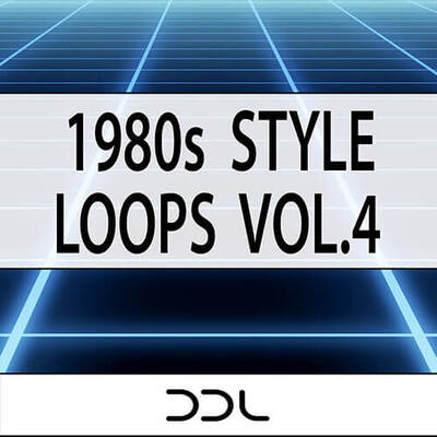 1980s Style Loops Vol.4