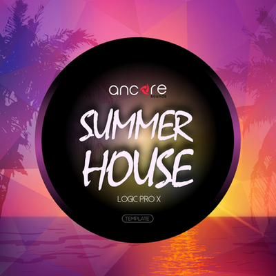Summer House Logic Pro Template Vol.1