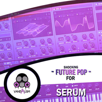 Shocking Future Pop For Serum
