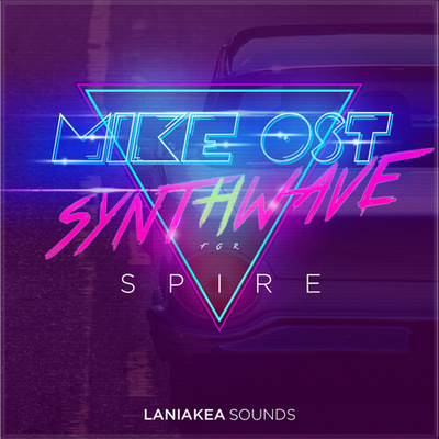 Mike Ost - Synthwave for Spire