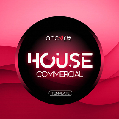 Commercial House Logic Pro Template Vol.1