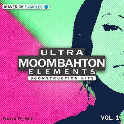 Ultra Moombahton Elements Vol.1