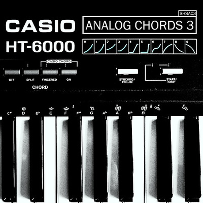 Analog Chords 3 - Casio HT-6000