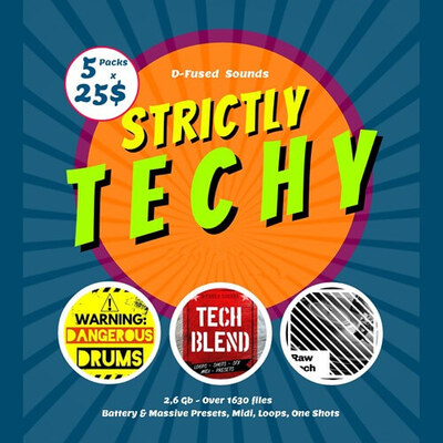 Strictly Techy Bundle