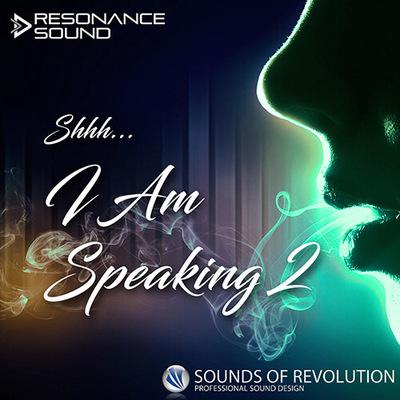 Shh... I Am Speaking 2