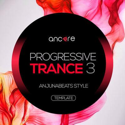 Progressive Trance 2.0 Logic Template Vol.3