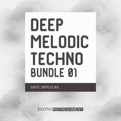 Deep Melodic Techno Bundle 01