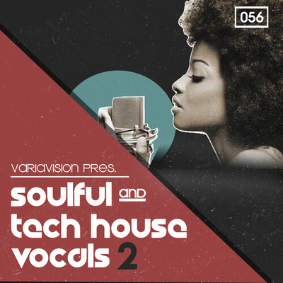 Soulful & Tech House Vocals 2