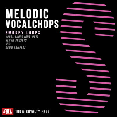 Melodic Vocal Chops Vol.1