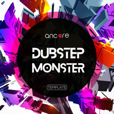 Dubstep Monster Logic Template Vol.1