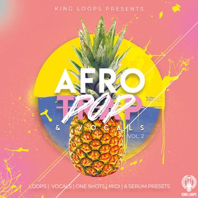Afro Trap & Vocals Vol.2