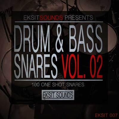 Drum & Bass Snares Volume 2