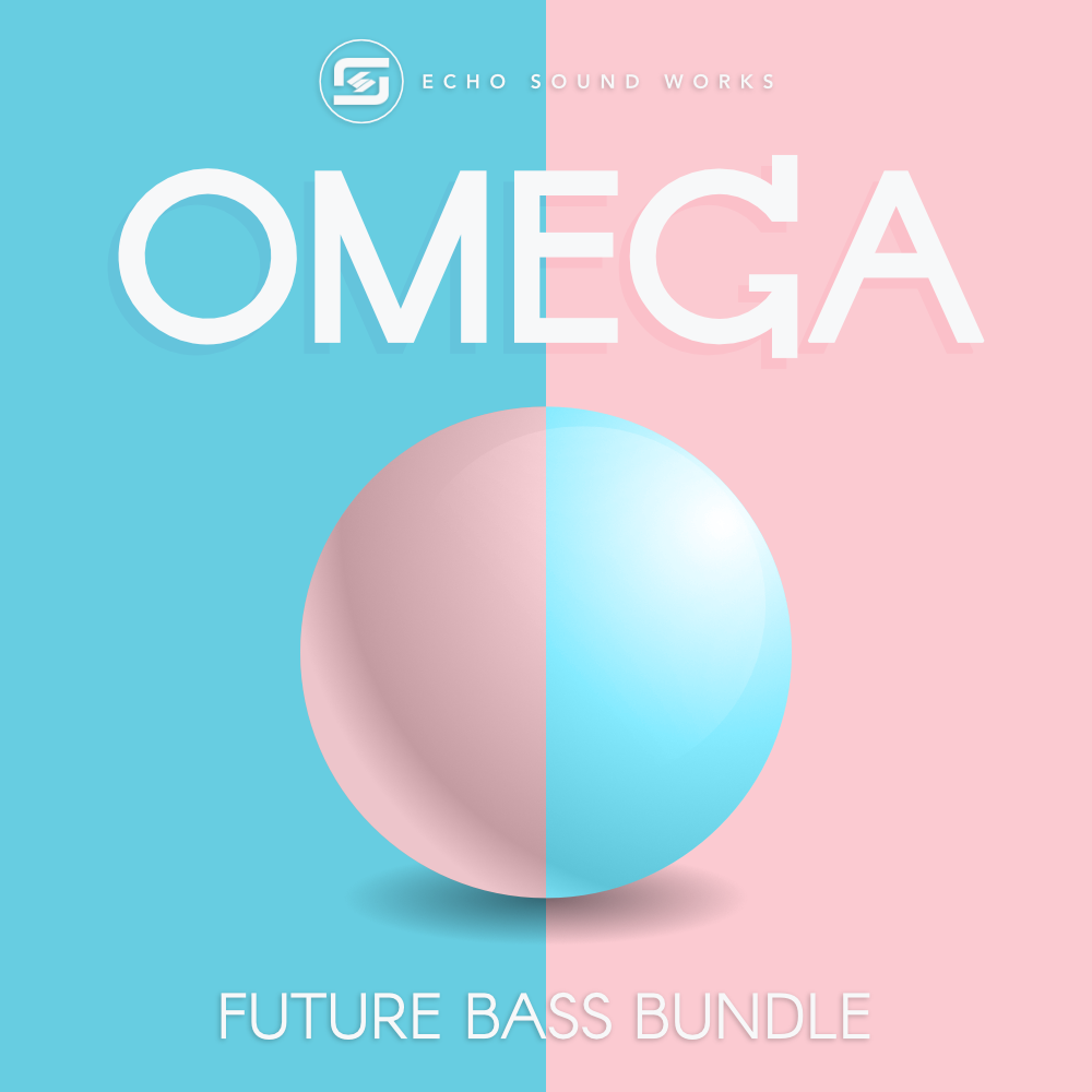 Echo Sound Works Omega | Future Bass X Future Pop Bundle