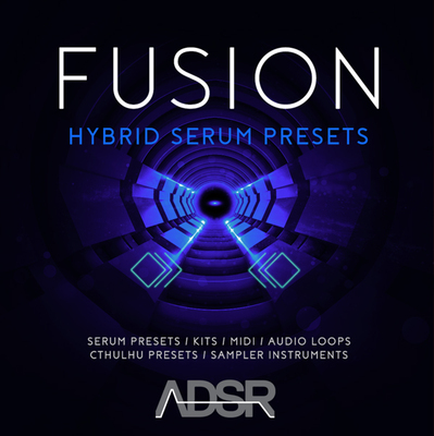 FUSION - Hybrid Serum Presets