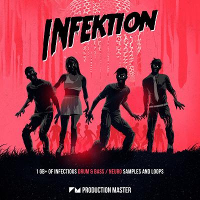 Infektion Drum & Bass and Neurofunk