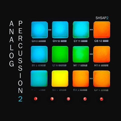 Analog Percussion 2