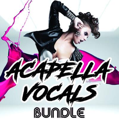 Acapella Vocals Bundle