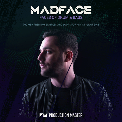 Madface - Faces of Drum & Bass