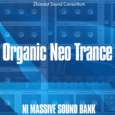 Organic Neo Trance: Massive Presets