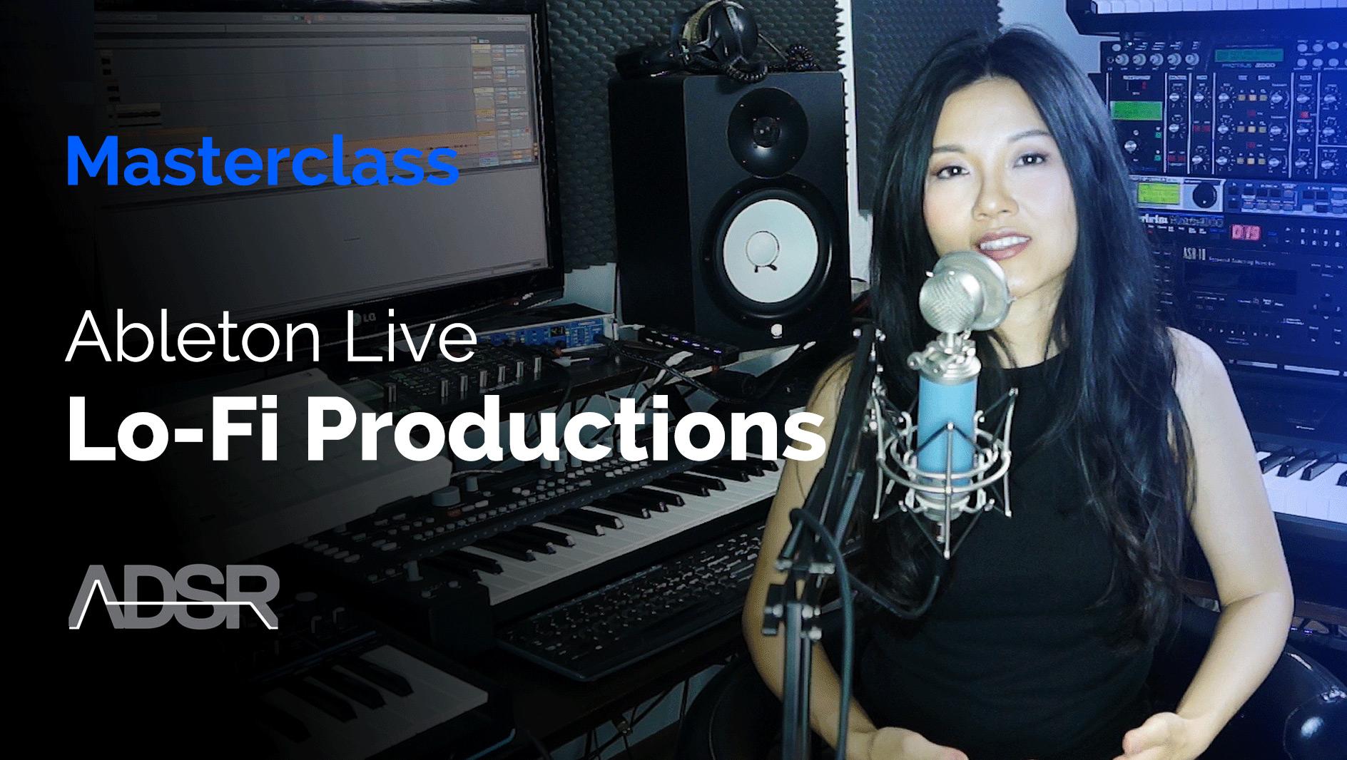 Lo-Fi Masterclass - How to make Lo-Fi Hip-Hop and Lo-Fi House